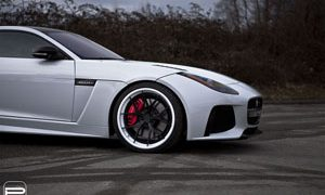 Jaguar F-Type SVR PUR Wheels