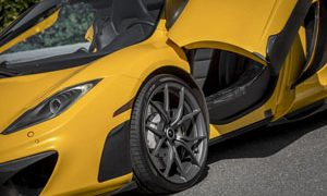 McLaren MP4-12C Spider Vorsteiner Forged Wheels