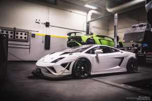 Lamborghini Aventador LP 750-4 SuperVeloce with Brixton Forged WR3 Ultrasport+ Wheels