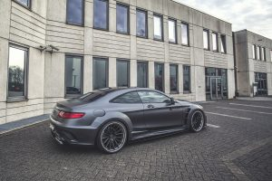 Prior Design PD75SC Widebody Mercedes-Benz S-Class Coupe