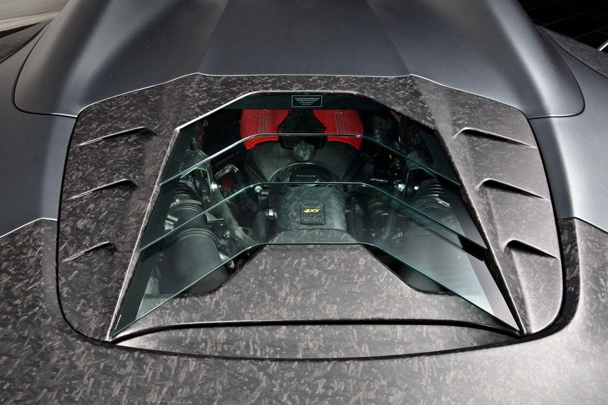 Mansory 4XX Siracusa Spider