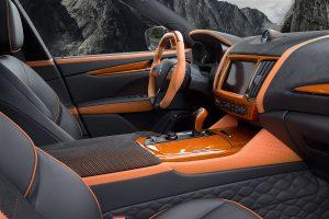 Mansory Maserati Levante