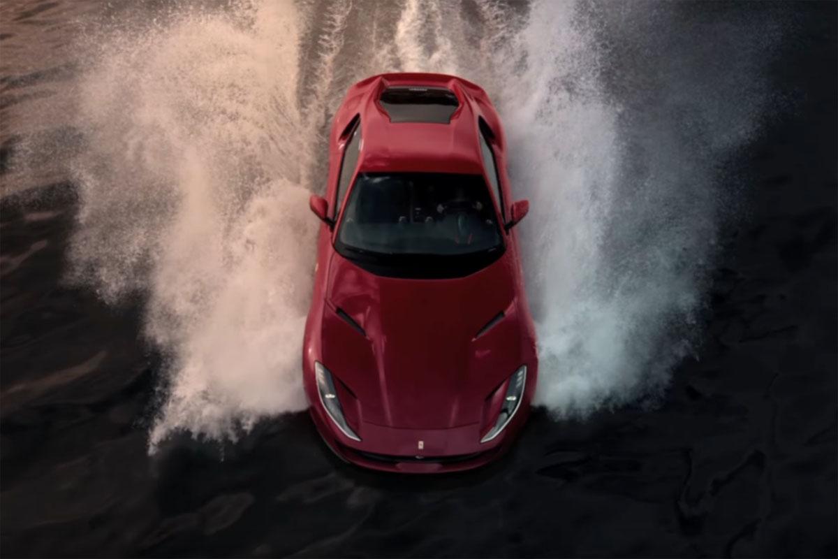 Ferrari 812 Superfast Video