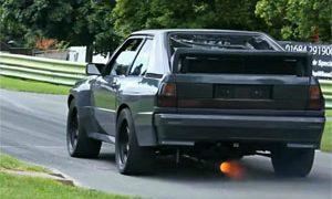 Audi Quattro SWB Hillclimb