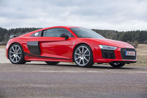 MTM Audi R8 Supercharged