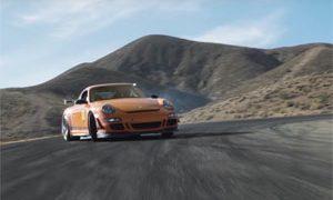 Dave Rawberts Porsche 911 GT3 RS
