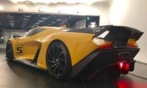 Exclusive Fittipaldi EF7 Vision Gran Turismo by Pininfarina