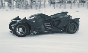 Jon Olsson Ice Drifting