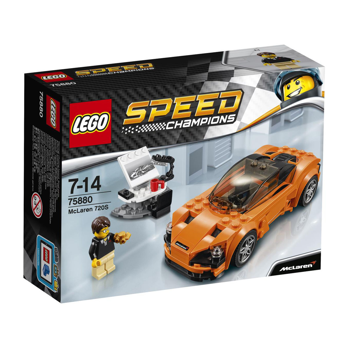 let�s build with the new lego speed champions mclaren 720s