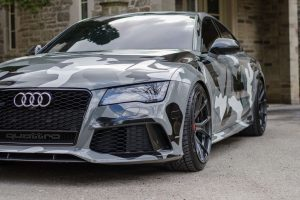 Audi RS 7 with Vorsteiner V-FF 103 Flow Forged wheels