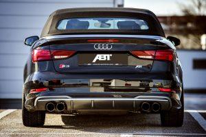 ABT Sportsline Audi S3 Cabrio