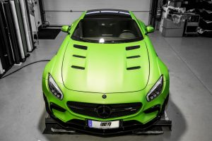 M&D Exclusive Cardesign Mercedes-AMG GT S Hulk Edition