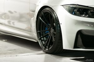 F80 BMW M3 Brixton Forged M51 Duo Series Wheels