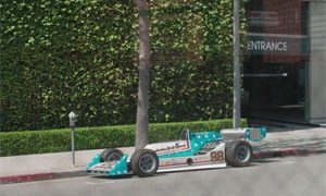 Donut Media IndyCar Parking Prank