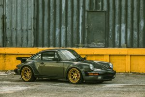 930 Porsche 911 Turbo Brixton Forged CM8 Circuit+ Wheels