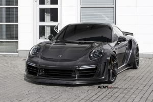 TOPCAR Porsche 911 Stinger with ADV5 M.V1 SL Monoblock Wheels