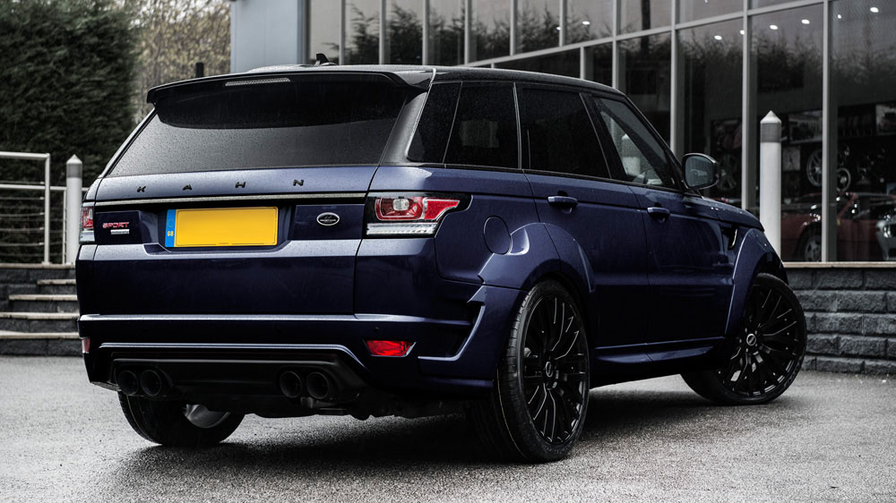 keep cool with the project kahn range rover autobiography. Black Bedroom Furniture Sets. Home Design Ideas