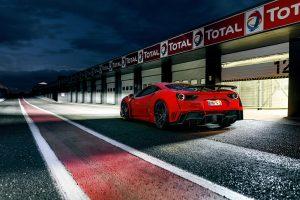 Novitec N-Largo Ferrari 488