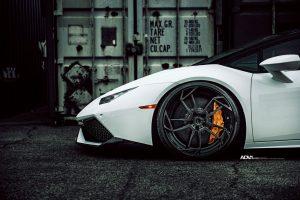 Lamborghini Huracán with ADV5.3 M.V2 CS Series Wheels