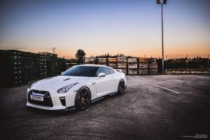 Nissan GT-R Brixton Forged CM10 Ultrasport+Wheels