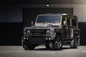 Land Rover Defender 110 XS 6.2 V8 Chelsea Wide Track