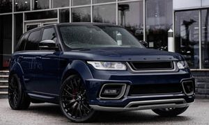 Project Kahn Range Rover Autobiography Dynamic Pace Car