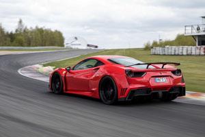 N-Largo Ferrari 488