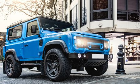 Chelsea Truck Company London Motor Show Land Rover Defender