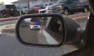 Friday FAIL Burnout Police Fail