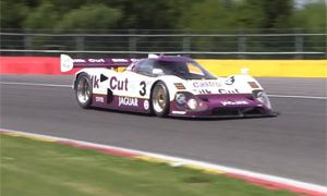 Jaguar XJR-S Spa Francorchamps