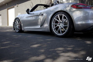 Porsche Boxster Spyder PUR FL26