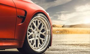 BMW M3 ADV10.0 Track Function CS Wheels
