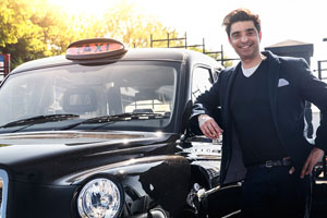 Afzal Kahn London Taxi Company