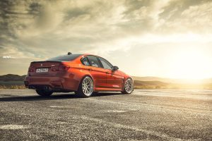 BMW M3 with ADV10.0 Track Function CS Wheels