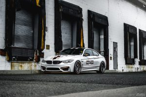 BMW M4 GTS with Brixton Forged CM16 Circuit+ Wheels