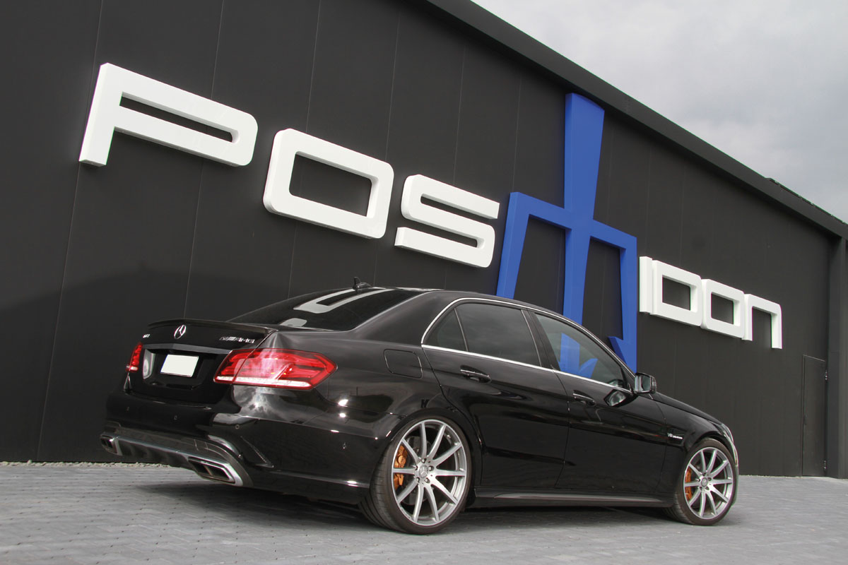 Posaidon E63 RS 850+