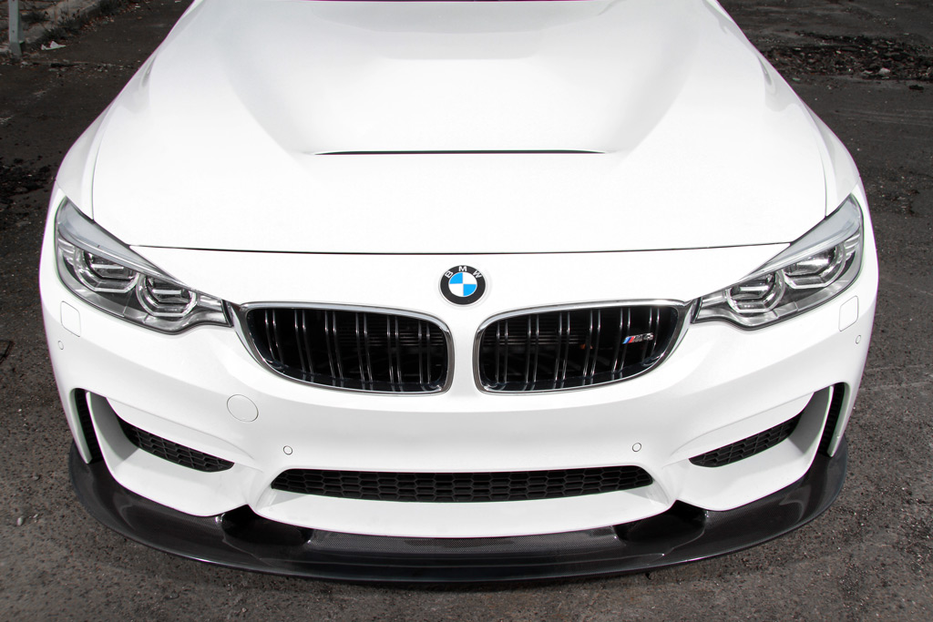 Alpha-N Performance BMW M4 RS