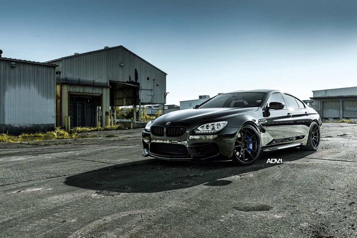 featured fitment bmw m6 gran coupe with adv5 2 cs wheels. Black Bedroom Furniture Sets. Home Design Ideas