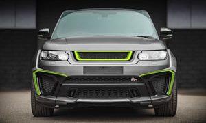 Project Kahn SVR Pace Car