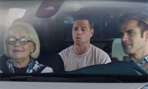 Zebra Corner Buick Envision Parody