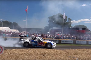 More 2017 Goodwood Festival of Speed Fun