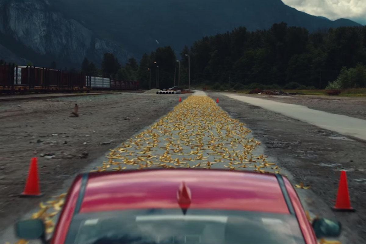 Subaru WRX Acceleration on Bananas