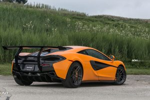 McLaren 570S with ADV005 M.V2 SL Series Wheels by The Auto Art