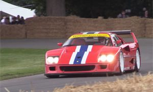 Ferrari F40 LM Goodwood Festival of Speed