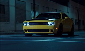 Pennzoil Dodge Demon