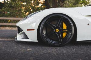 Ferrari F12Berlinetta with ADV05 M.V2 SL Series Wheels