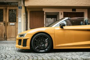 ABT Sportsline Audi R8 Street Body Kit