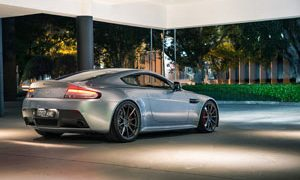 Aston Martin V8 Vantage Brixton Forged Wheels