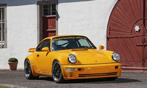 DP Motorsport 964 Porsche 911