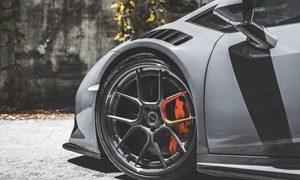 ReinART Lamborghini Huracan Brixton Forged Wheels